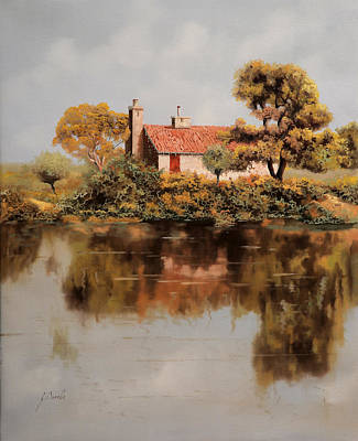 Gran Riflesso Poster by Guido Borelli
