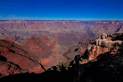 Poster featuring the photograph Grand Canyon 1 by Donna Corless