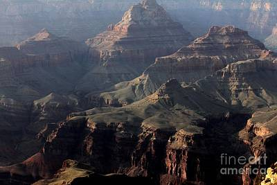 Poster featuring the photograph Grand Canyon 1 by Erica Hanel