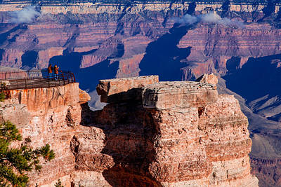 Poster featuring the photograph Grand Canyon 16 by Donna Corless