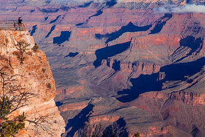 Poster featuring the photograph Grand Canyon 18 by Donna Corless