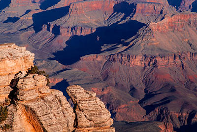 Poster featuring the photograph Grand Canyon 21 by Donna Corless