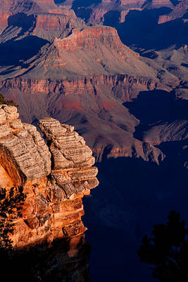 Poster featuring the photograph Grand Canyon 24 by Donna Corless