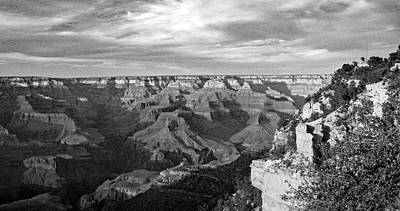 Grand Canyon No. 2-1 Poster by Sandy Taylor