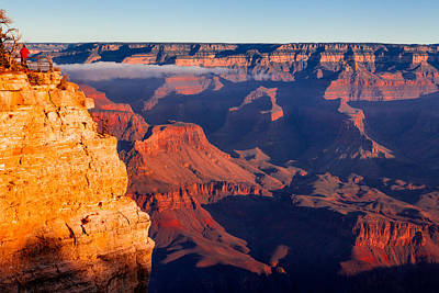 Poster featuring the photograph Grand Canyon 35 by Donna Corless