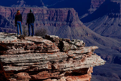 Poster featuring the photograph Grand Canyon 5 by Donna Corless