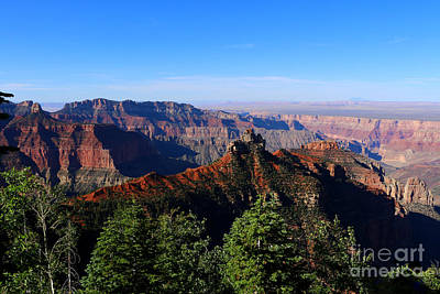 Grand Canyon Colors Poster by Christiane Schulze Art And Photography