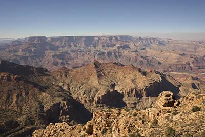 Grand Canyon Ix Poster by David Gordon