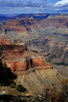 Grand Canyon Vastness Poster