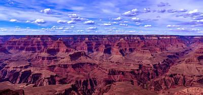 Grand Canyons Panaroma Poster