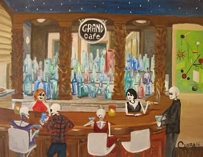 Grand Class Poster by Cassandra Anda