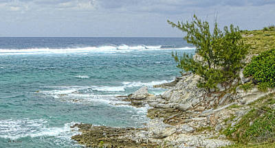 Poster featuring the photograph Grand Turk North Coast by Michael Flood