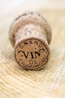 Grand Vin De Champagne Poster by Frank Tschakert