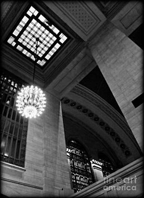 Grandeur At Grand Central Poster