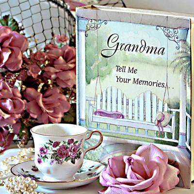 Grandma Tell Me Your Memories... Poster