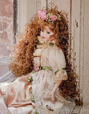 Grandma's Doll Poster