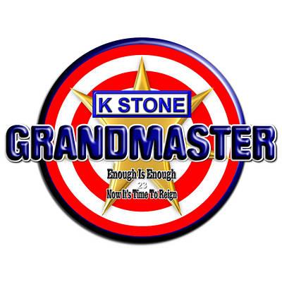 Grandmaster Version 2 Poster
