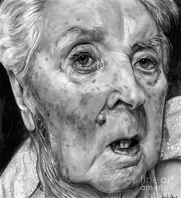 Grannies 12#03 Beyond Poster