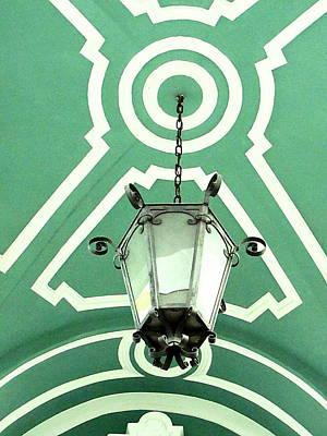 Green Shot Poster