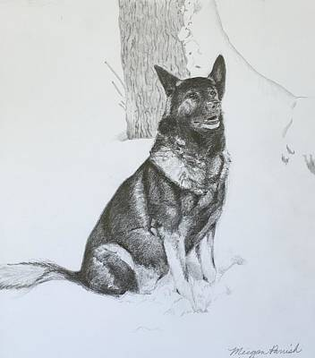 Grim The Gsd Poster