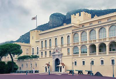Grimaldi Fortress Poster