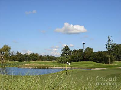 Groendael Golf The Netherlands Poster