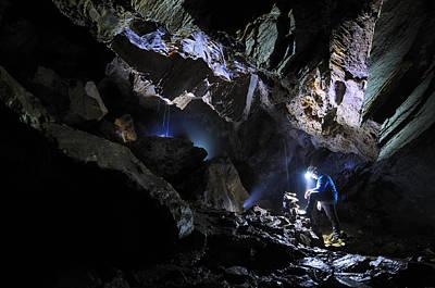 Grotta Del Pugnetto Poster by Marco Barone