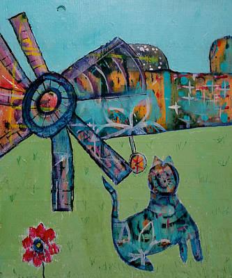 Grounded Poster by Jenn Ashton