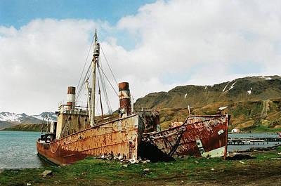 Grytviken Ghosts Poster