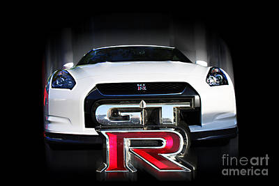 Gt R Poster