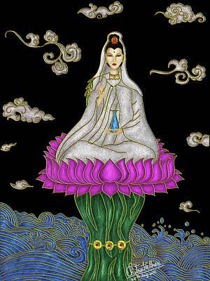 Guan Yin Poster