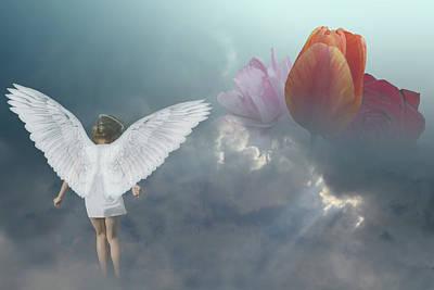Guarding Heaven's Garden Poster