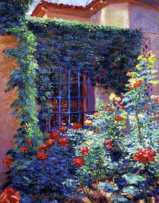Guesthouse Rose Garden Poster