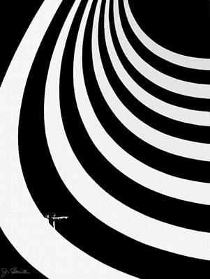 Guggenheim Plus Poster by Joe Bonita