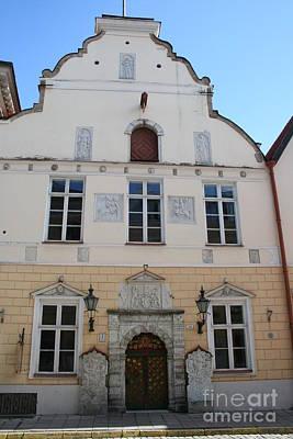 Guild House - Tallinn Poster