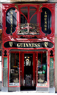 Poster featuring the photograph Guinness Beer 5 by Andrew Fare