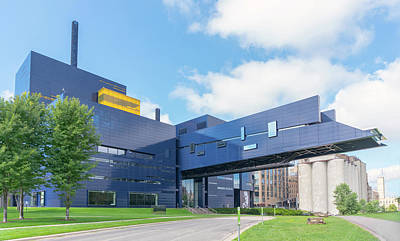 Guthrie Theater In Minneapolis Poster