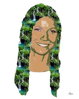 Gwyneth Paltrow Poster by Dalon Ryan