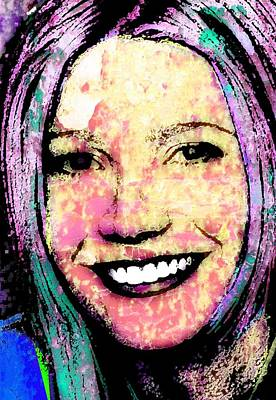 Gwyneth Paltrow Poster by Otis Porritt