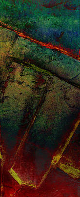 Poster featuring the digital art Hades by Ken Walker