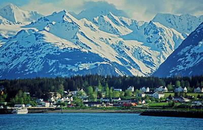 Haines - Alaska Poster