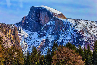 Half Dome Poster by Garry Gay