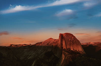 Half Dome  Poster by Ralph Vazquez