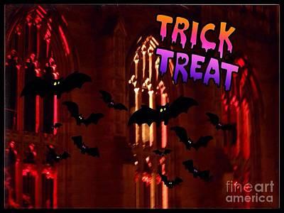 Halloween Greeting Poster