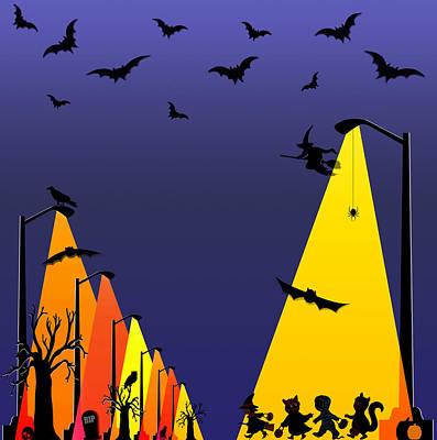 Halloween - Night Of Fun Poster