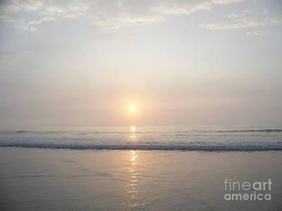 Hampton Beach Sunrise Poster
