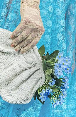 Handbag Poster by Svetlana Sewell