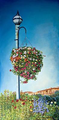 Hanging Basket Poster