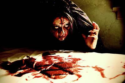 Hantu Kopek 6 Poster by Cindy Nunn