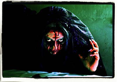 Hantu Kopek 7 Poster by Cindy Nunn